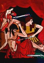 Agamemnon Betrayed and the Three of Swords
