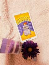 Nine of Cups The Wish Card